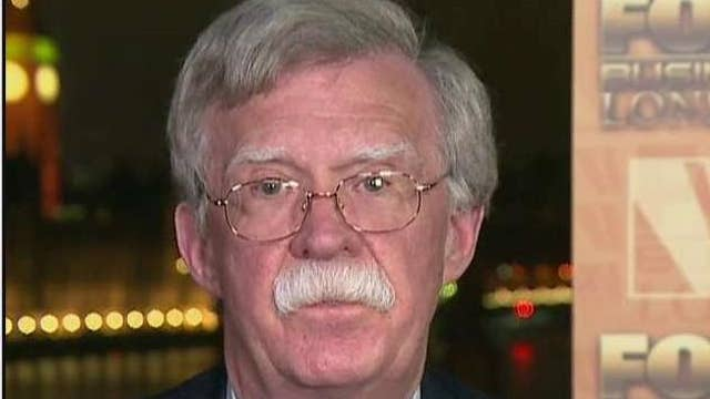 Amb. Bolton recommends these changes for Visa program
