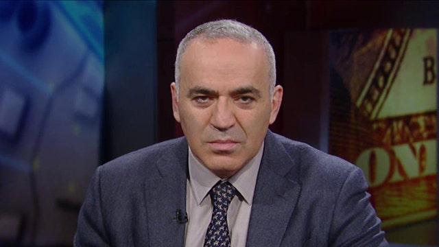 Garry Kasparov: Putin believes he is Russia