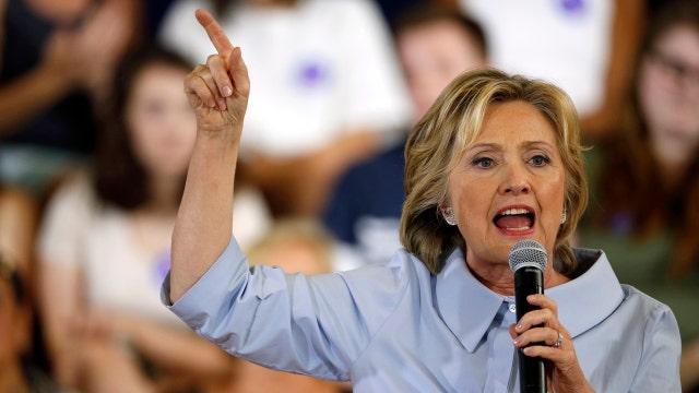 Hillary Clinton blasts Pfizer-Allergan deal