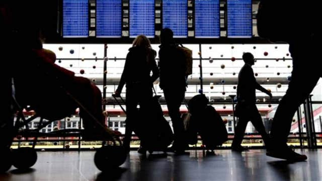 Major airports launch holiday events