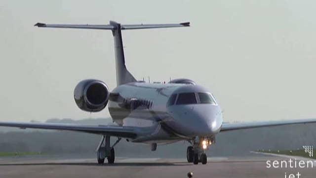 Sentient Jet: Expecting biggest flying season
