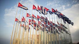 Terrorist fugitives hiding in Cuba?