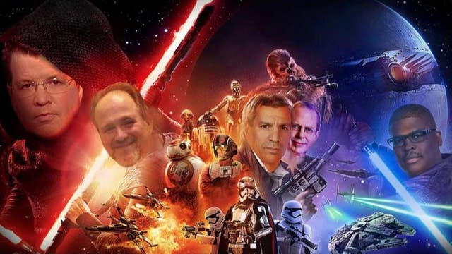 Bitter Boomers on the force behind the new 'Star Wars'