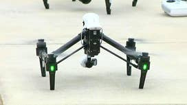 The big fines if you don't register your drones