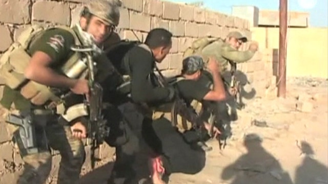 Navy Seal who fought in Battle of Ramadi on the fight against ISIS