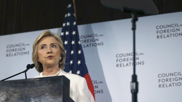 How Bill Clinton's past is impacting Hillary's campaign
