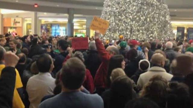 Mall of America seeks temporary restraining order on protestors