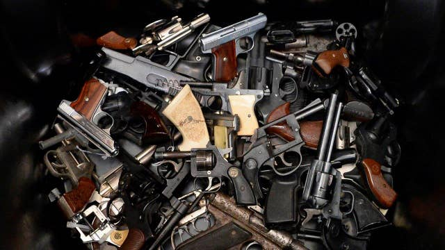 New California law will allow state to seize guns without notice