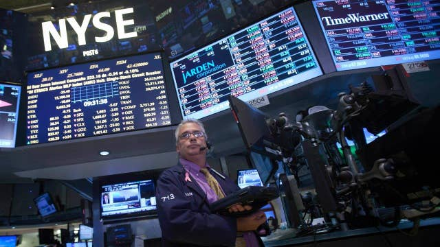 Where did the market rally go?
