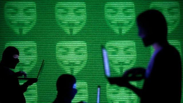 Anonymous targets Donald Trump