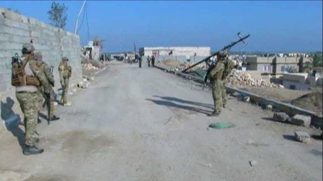 U.S. troops needed in fight against ISIS?