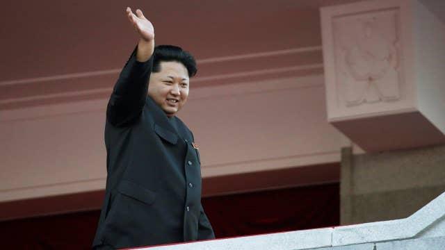 Kim Jong-un claims North Korea has hydrogen bomb