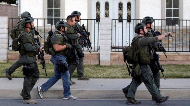 Police preparation aids San Bernardino during shooting