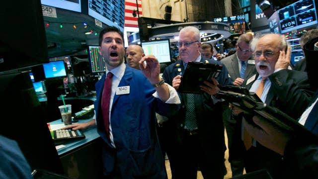 Stock selloff: Should you panic?