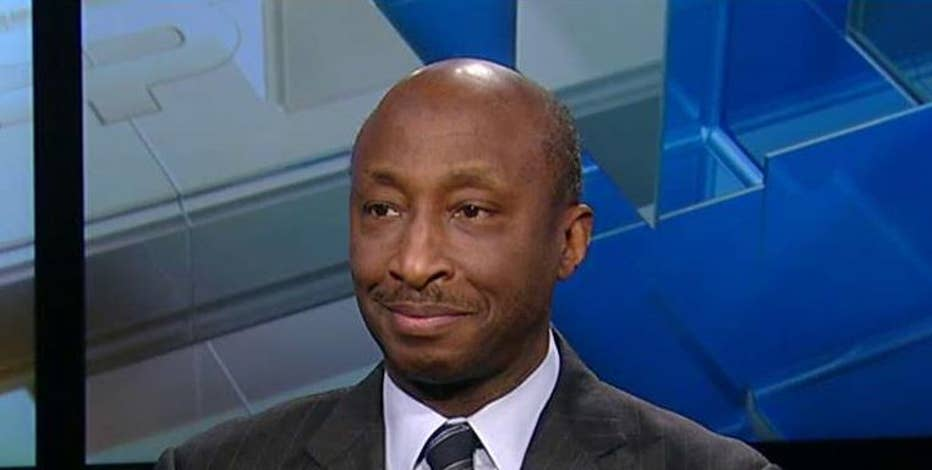 Merck CEO Kenneth Frazier  discusses the product pipeline for 2016, the fight against cancer, tax reform and M&A activity.