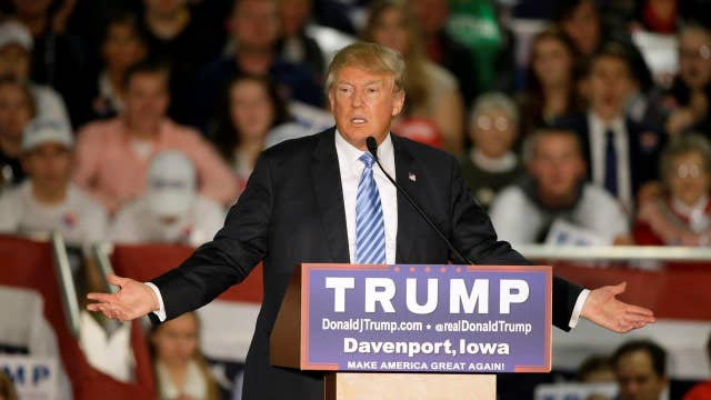 Trump proposes stopping Muslim immigration into the U.S.