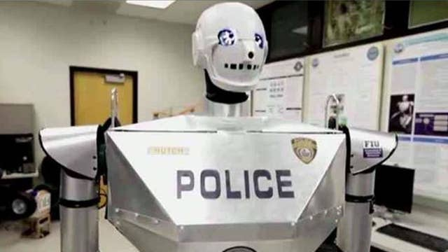 Robocop becoming a reality?