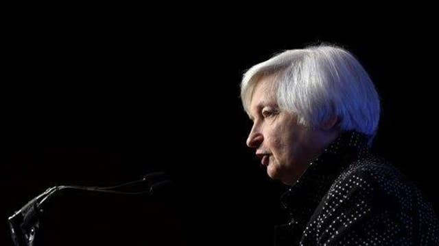 Yellen: Economy on the road to recovery