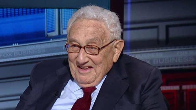 Kissinger on immigration, 2016