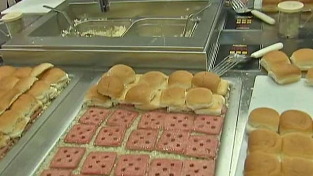 White Castle VP on food safety