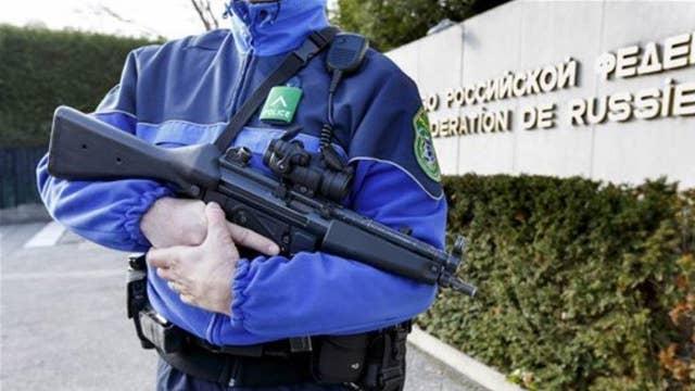 Geneva raises alert level