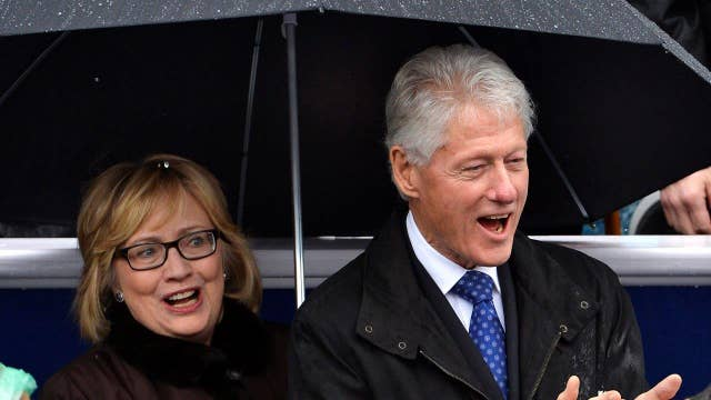 Is Bill Clinton an asset or a hindrance to Hillary Clinton's campaign?