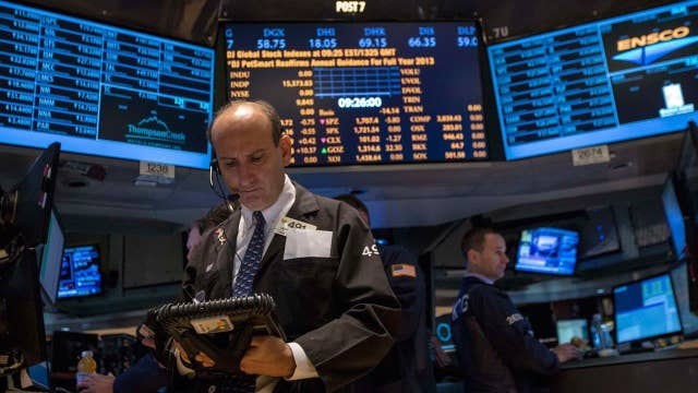 How to deal with market volatility