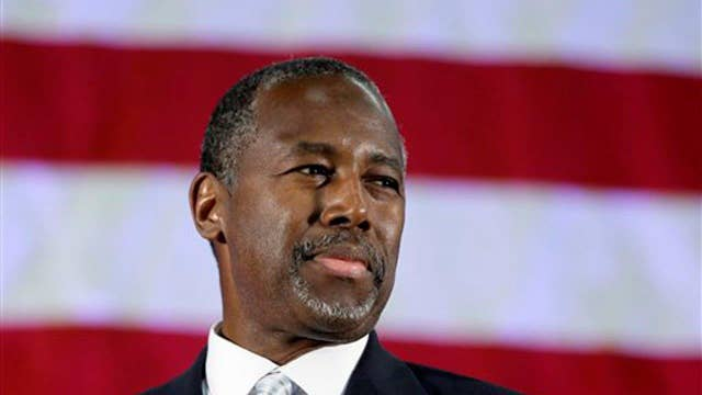 Carson hints at potential campaign staff shake-up