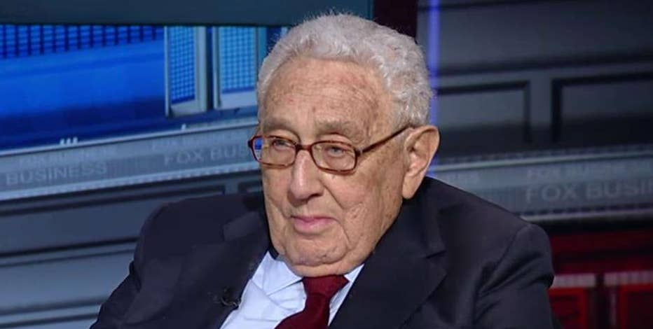 Former Secretary of State Henry Kissinger says we need a clear strategy abroad and at home to deter terrorism.