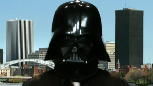 'Star Wars' fan changes name to Darth Vader
