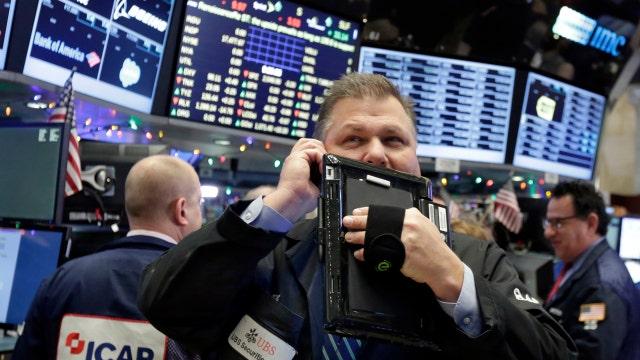 Major U.S. markets rally after jobs report
