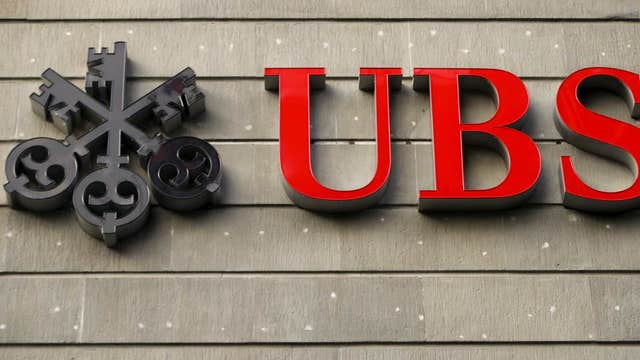 UBS Chairman: U.S. economy can withstand rate hike