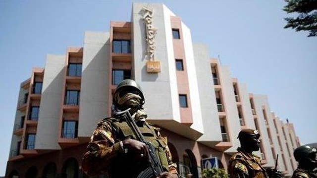 Fears over terrorists hitting hotels