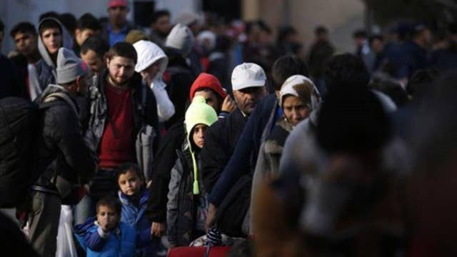 Tom Ridge: Use caution when letting refugees in the U.S.