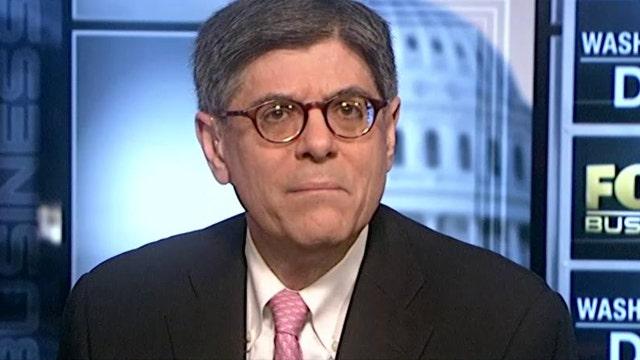 Lew on Iran nuke deal, economy