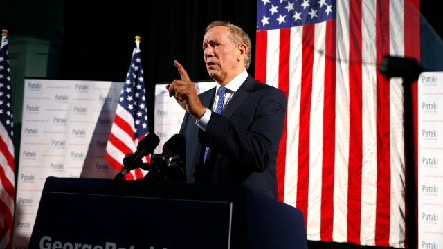 Pataki: Our intelligence agencies don't have enough info