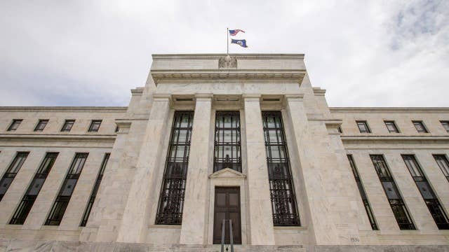 Federal Reserve policy behind the curve?