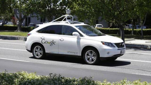 Self-driving cars on the road in four years?