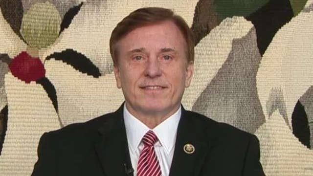 Rep. Fleming on Senate run