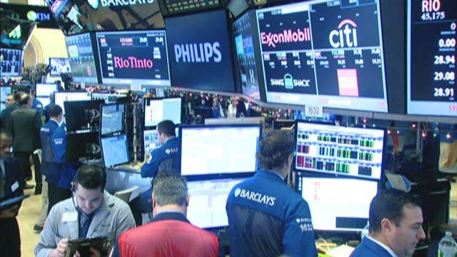 Which was the top stock of 2015?