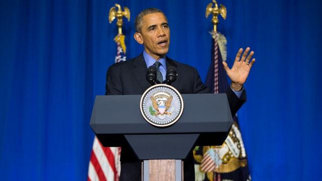 Obama reacts to San Bernardino shooting