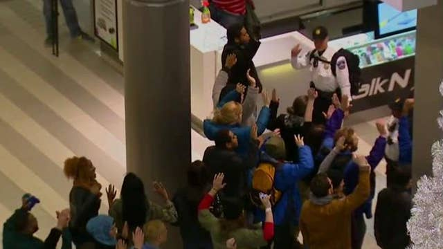 Legal fallout from Mall of America protest