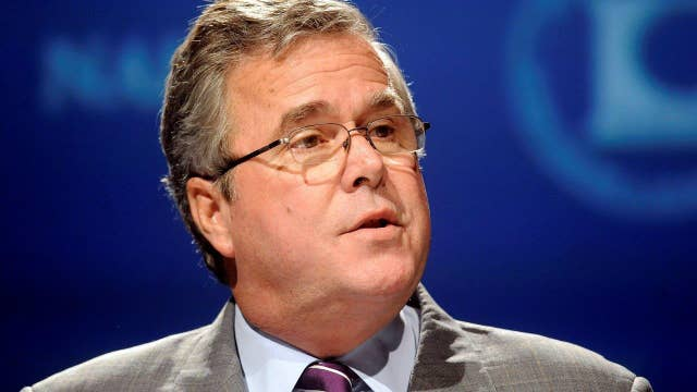 How Jeb Bush can separate himself from the GOP pack