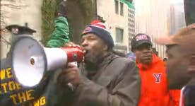 Protestors look to shut down Chicago's Magnificent Mile