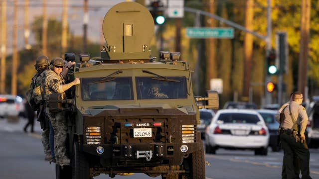 Eyewitness account of the San Bernardino shooting