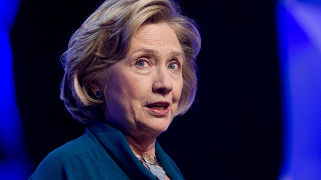 Why Clinton may not be a lock as the Democratic nominee