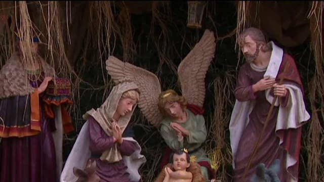 America becoming anti-Christmas?