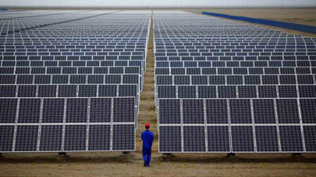 Big business getting on board with solar energy?