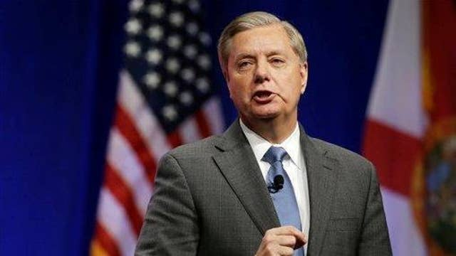 Lindsey Graham: Worried over ISIS using Visa system