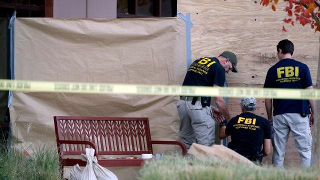 FBI searches lake for San Bernardino shooting evidence
